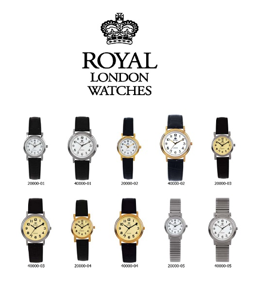 Katalog Royal London